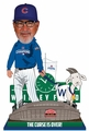 Joe Maddon (Chicago Cubs) w/ Goat 2016 World Series Champions Bobblehead
