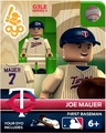 Joe Mauer (Minnesota Twins) OYO Sportstoys Minifigures G3LE