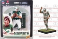Joe Namath (New York Jets) NFL 35/NFL 2014 McFarlane Combo