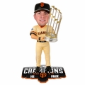Joe Panik (San Francisco Giants) 2014 World Series Champs Trophy Bobble Head Forever