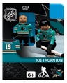 Joe Thornton (San Jose Sharks) NHL OYO Minifigure