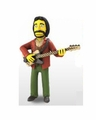 "John Entwistle ""The Who"" (The Simpsons 25th Anniversary) 5"" Action Figure Series 2 NECA"