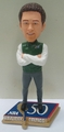 John Havlicek (Boston Celtics) NBA 50 Greatest Players Bobble Head Forever