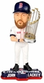 John Lackey (Boston Red Sox) 2013 World Series Champ Trophy Bobble Head Forever