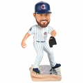 John Lackey (Chicago Cubs) 2016 World Series Champions Newspaper Base Bobble Head by Forever Collectibles
