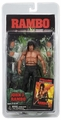 "John Rambo 7"" Action Figure Rambo First Blood Part II NECA"