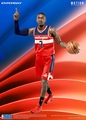 "John Wall (Washington Wizards) 1/9th Scale 8"" Action Figure Enterbay"