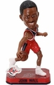John Wall (Washington Wizards) Forever Collectibles 2014 NBA Springy Logo Base Bobblehead