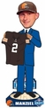 Johnny Manziel (Cleveland Browns - #2 Jersey) 2014 NFL Draft Day Bobble Head