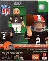 Johnny Manziel (Cleveland Browns) NFL OYO G2 Sportstoys Minifigures