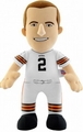 "Johnny Manziel (Cleveland Browns) 10"" Player Plush Bleacher Creatures"