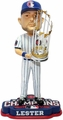 Jon Lester (Chicago Cubs) 2016 World Series Champions Bobble Head by Forever Collectibles