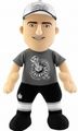 "Jonathan Quick (Los Angeles Kings) 2014 Champ T-Shirt/Hat 10"" NHL Player Plush Bleacher Creatures"