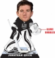 Jonathan Quick (Los Angeles Kings) 2016 NHL Goalie Bobblehead Forever Collectibles