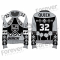 Jonathan Quick (Los Angeles Kings) NHL Ugly Player Sweater