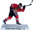"Jonathan Toews (Chicago Blackhawks) 2015 NHL 6"" Figure Imports Dragon Wave 1"