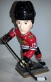Jonathan Toews (Chicago Blackhawks) 2015 Springy Logo Action Bobble Head Forever Collectibles