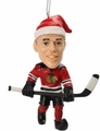 Jonathan Toews (Chicago Blackhawks) Forever Collectibles NHL Player Elf Ornament