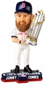 Jonny Gomes (Boston Red Sox) 2013 World Series Champ Trophy Bobble Head Forever