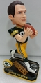 Jordy Nelson (Green Bay Packers) Forever Collectibles 2014 NFL Springy Logo Base Bobblehead