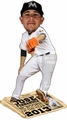 Jos� Fernandez (Miami Marlins) 2013 National League Rookie Of The Year Award Winner Bobble Head Forever #/1000