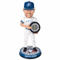 Josh Donaldson (Toronto Blue Jays) 2015 MLB Awards (A.L. MVP) Trophy Bobble Head Forever Collectibles