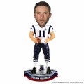 Julian Edelman (New England Patriots) Super Bowl XLIX Champ NFL Bobble Head Forever Collectibles
