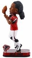 Julio Jones (Atlanta Falcons) Forever Collectibles 2014 NFL Springy Logo Base Bobblehead