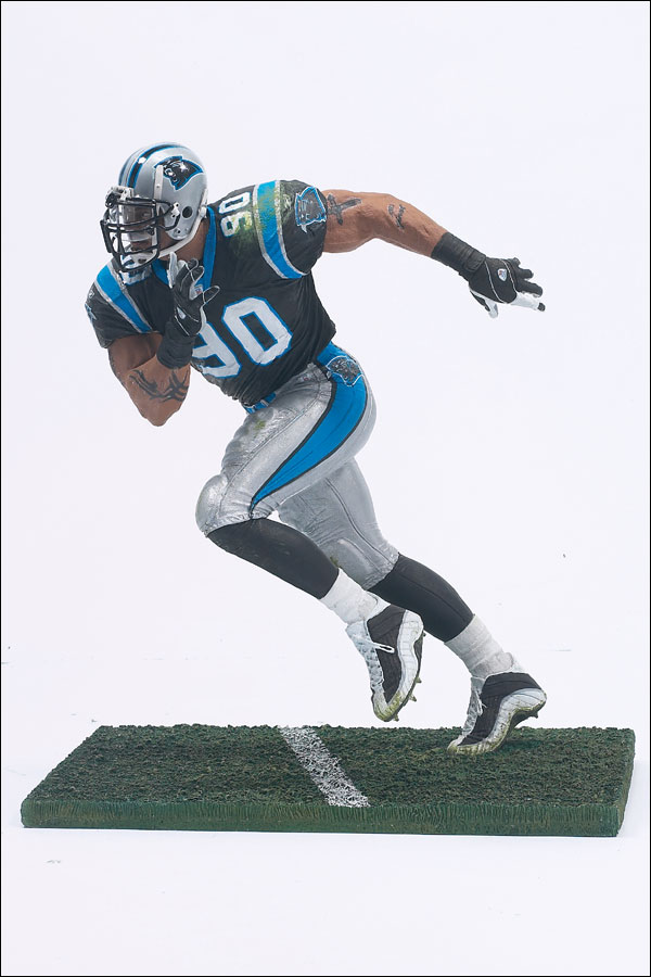 Julius Peppers Carolina Panthers Nfl 7 Mcfarlane