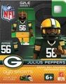 Julius Peppers (Green Bay Packers) NFL OYO G2 Sportstoys Minifigures