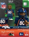 Julius Thomas (Denver Broncos) NFL OYO G2 Sportstoys Minifigures