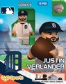 Justin Verlander (Detroit Tigers) MLB OYO Sportstoys Minifigures G4LE