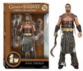 Kahl Drogo The Legacy Collection: Game of Thrones Series 2 Funko
