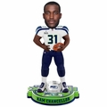 Kam Chancellor (Seattle Seahawks) Super Bowl XLVIII Champ NFL Bobble Head Forever