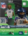 Kam Chancellor (Seattle Seahawks) NFL OYO G2 Sportstoys Minifigures