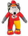 "Kansas City Chiefs NFL 8"" Plush Team Mascot"