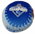 Kansas City Royals 2015 World Series Champions Plush Ball
