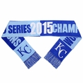 Kansas City Royals 2015 World Series Champions Scarf