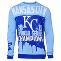 Kansas City Royals 2015 World Series Champions Ugly Sweater