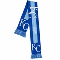 Kansas City Royals 2016 MLB Big Logo Scarf By Forever Collectibles
