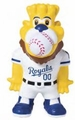 Kansas City Royals MLB Squeeze Popper Mascot