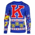 Kansas SMU 5-Time National Champions Ugly College Sweater