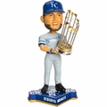 Kendrys Morales (Kansas City Royals) 2015 World Series Champions Bobble Head