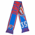 Kevin Durant (Oklahoma City Thunder) Player Scarf by Forever Collectibles