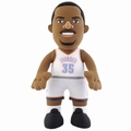 "Kevin Durant (Oklahoma City Thunder - White Jersey) 10"" Player Plush NBA Bleacher Creatures"