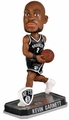 Kevin Garnett (Brooklyn Nets) Forever Collectibles 2014 NBA Springy Logo Base Bobblehead