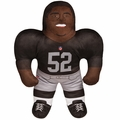 "Khalil Mack (Oakland Raiders) 24"" NFL Plush Studds by Forever Collectibles"