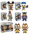 Kingdom Hearts Set (5) Disney Funko Pop!