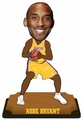 """Kobe Bryant (Los Angeles Lakers) 2015 NBA Real Jersey 10"""" Bobble Heads Forever Collectibles"""