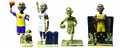 "Kobe Bryant (Los Angeles Lakers) Exclusive Limited Edition Commemorative 10"" Bobble Heads Set (4) #/248"